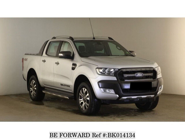Used 2017 FORD RANGER BK014134 for Sale