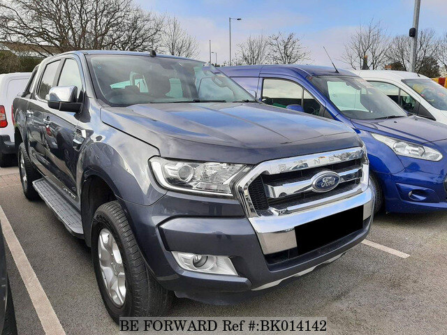 Used 2019 FORD RANGER BK014142 for Sale