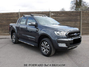 Used 2016 FORD RANGER BK014158 for Sale