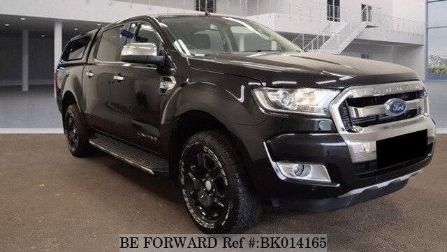 Used 2017 FORD RANGER BK014165 for Sale