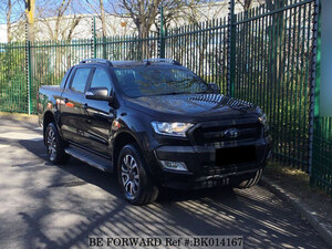 Used 2017 FORD RANGER BK014167 for Sale