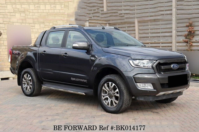 Used 2017 FORD RANGER BK014177 for Sale