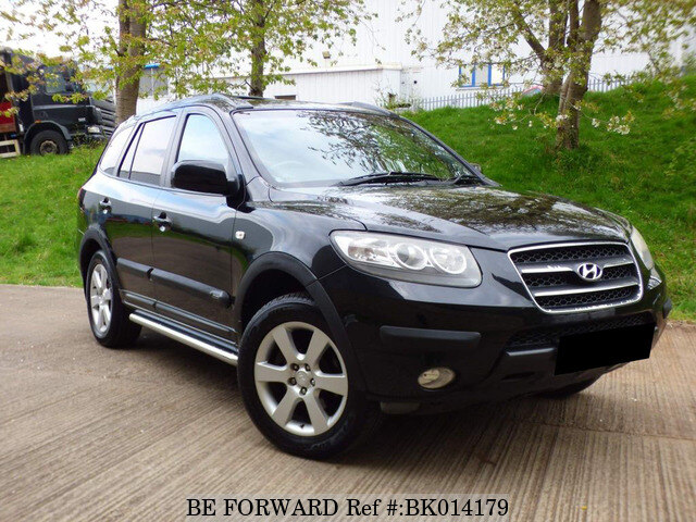 Used 2007 HYUNDAI SANTA FE BK014179 for Sale