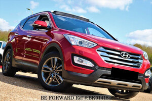 Used 2014 HYUNDAI SANTA FE BK014184 for Sale
