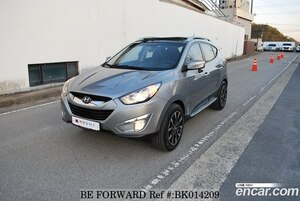 Used 2013 HYUNDAI TUCSON BK014209 for Sale