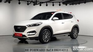Used 2017 HYUNDAI TUCSON BK014212 for Sale