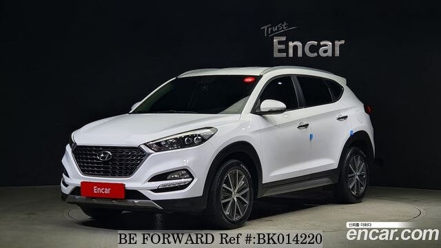 Used 2017 HYUNDAI TUCSON BK014220 for Sale