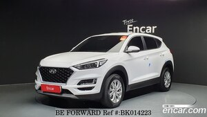 Used 2019 HYUNDAI TUCSON BK014223 for Sale