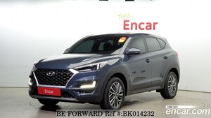 Used 2019 HYUNDAI TUCSON BK014232 for Sale
