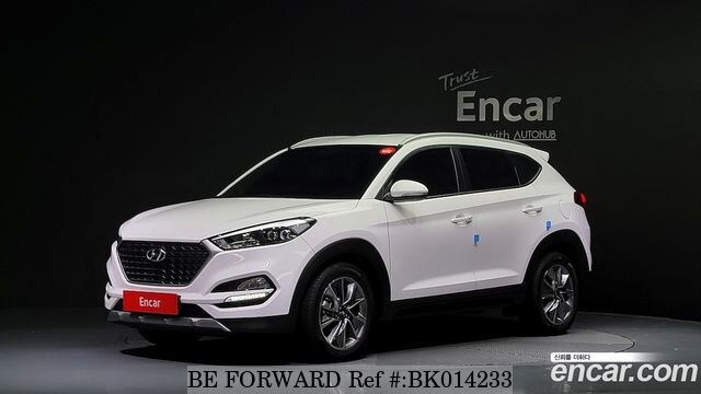 Used 2018 HYUNDAI TUCSON BK014233 for Sale