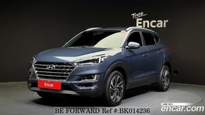 Used 2020 HYUNDAI TUCSON BK014236 for Sale