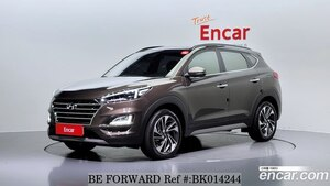 Used 2019 HYUNDAI TUCSON BK014244 for Sale