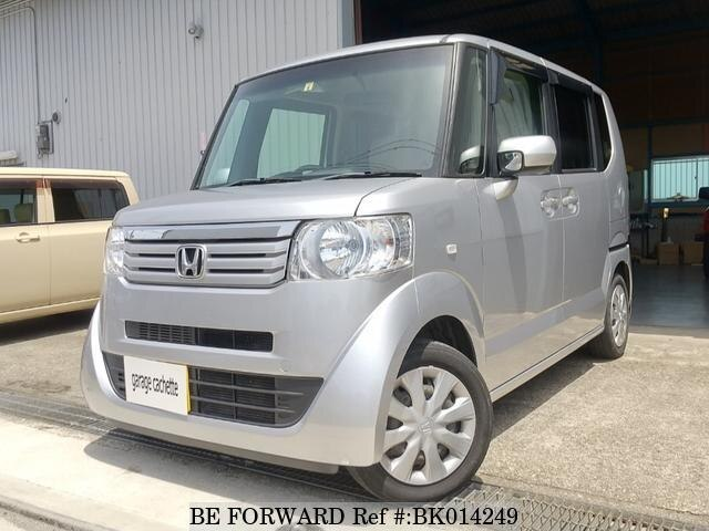Used 2012 HONDA N BOX PLUS BK014249 for Sale
