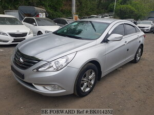 Used 2014 HYUNDAI YF SONATA BK014252 for Sale
