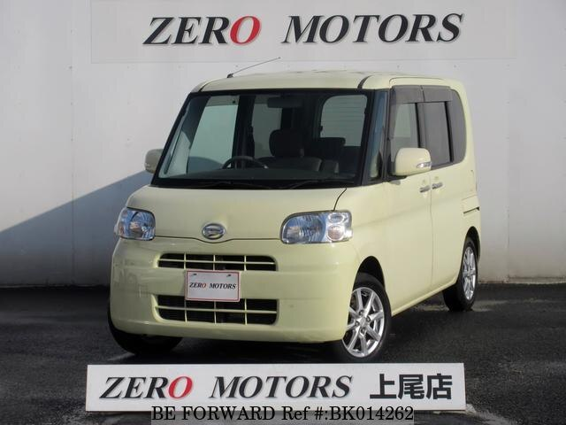 Used 2011 DAIHATSU TANTO BK014262 for Sale