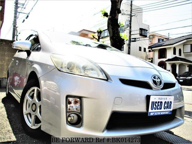 Used 2010 TOYOTA PRIUS BK014273 for Sale