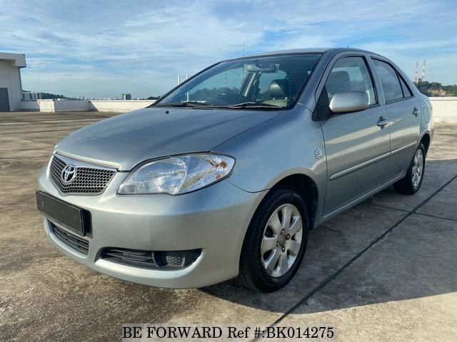Used 2006 TOYOTA VIOS BK014275 for Sale