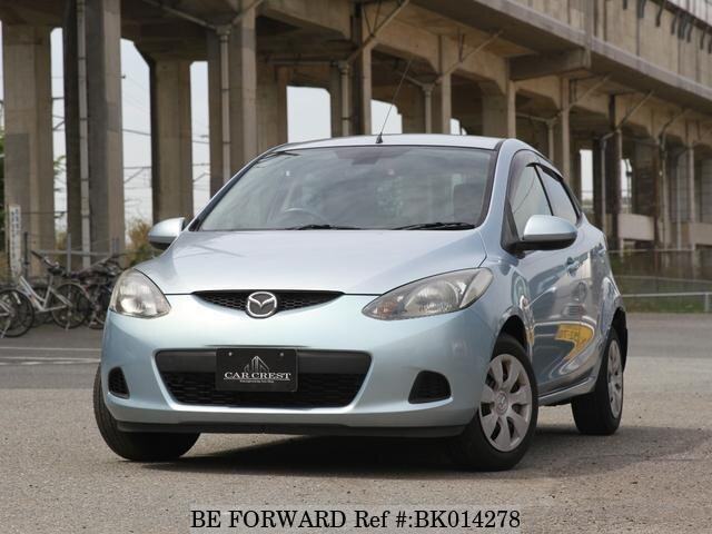 Used 2008 MAZDA DEMIO BK014278 for Sale