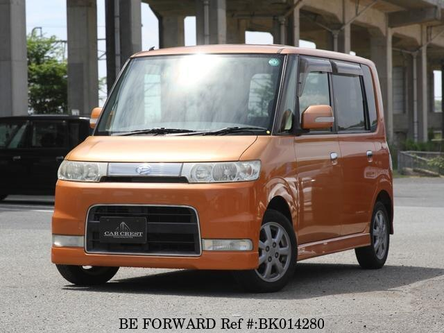 Used 2005 DAIHATSU TANTO BK014280 for Sale