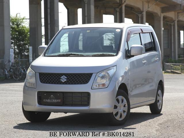 Used 2010 SUZUKI WAGON R BK014281 for Sale