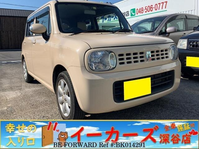 Used 2012 SUZUKI LAPIN BK014291 for Sale