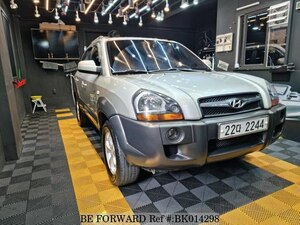 Used 2009 HYUNDAI TUCSON BK014298 for Sale