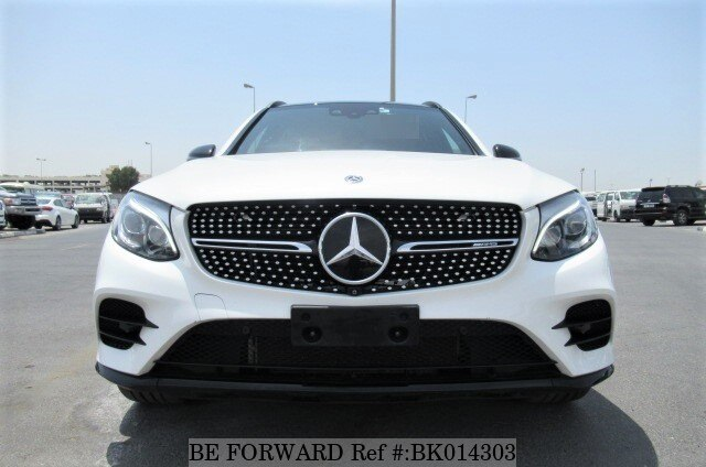 Used 2018 MERCEDES-BENZ GLC-CLASS BK014303 for Sale