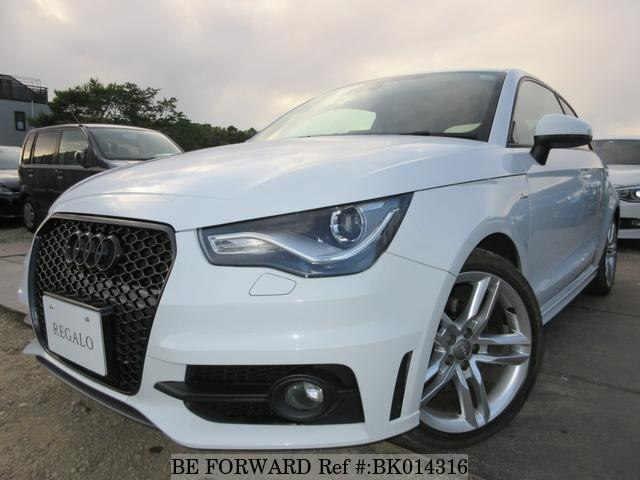 Used 2013 AUDI A1 BK014316 for Sale