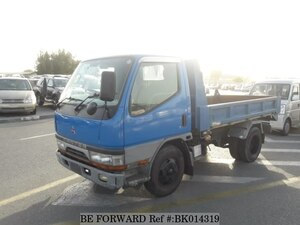 Used 1998 MITSUBISHI CANTER BK014319 for Sale
