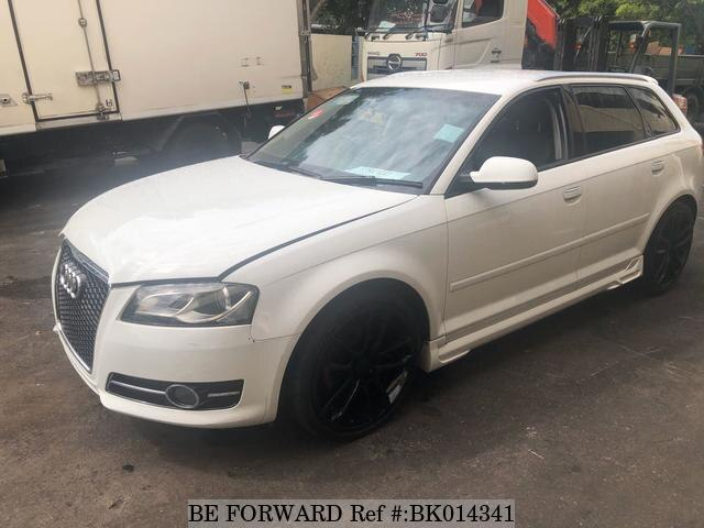 Used 2011 AUDI A3 BK014341 for Sale