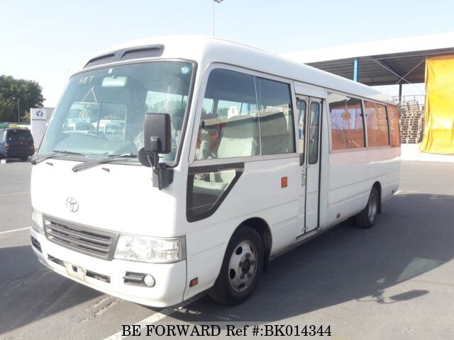 Used 2009 TOYOTA COASTER BK014344 for Sale