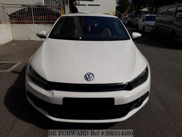 Used 2011 VOLKSWAGEN SCIROCCO BK014350 for Sale