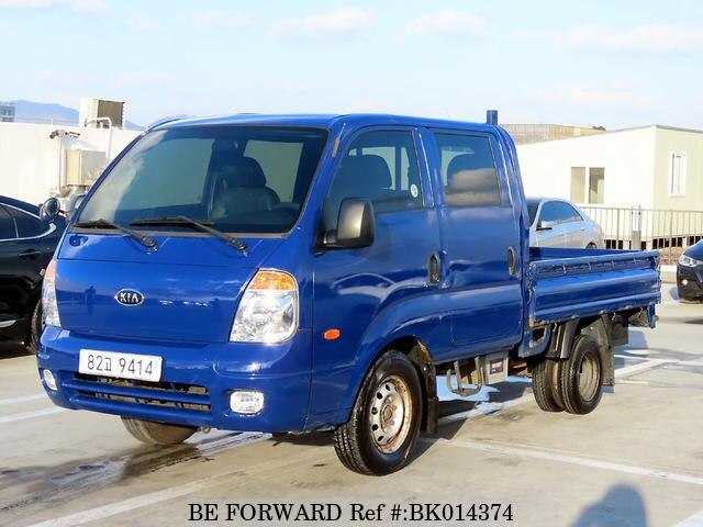 Used 2010 KIA BONGO BK014374 for Sale