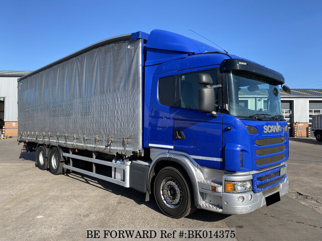 Used 2012 SCANIA G SERIES BK014375 for Sale