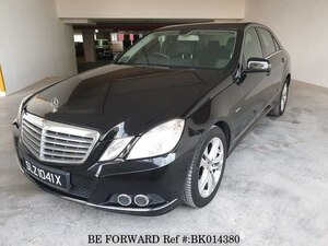 Used 2011 MERCEDES-BENZ E-CLASS BK014380 for Sale