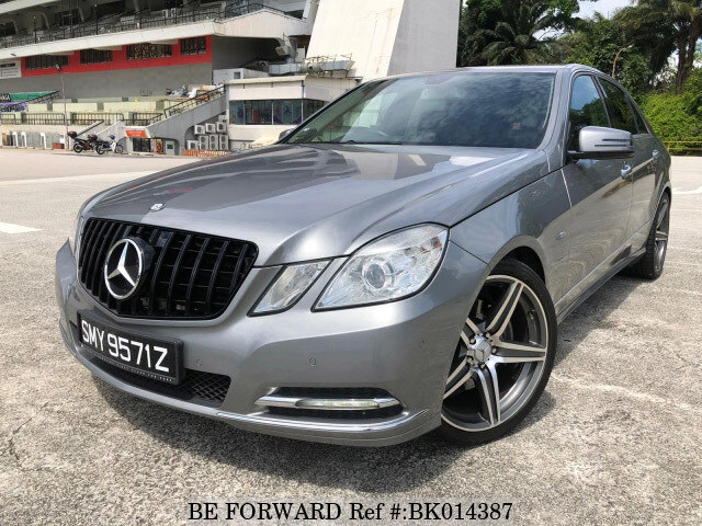 Used 2012 MERCEDES-BENZ E-CLASS BK014387 for Sale