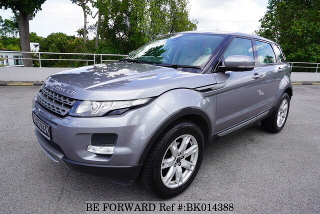Used 2012 LAND ROVER RANGE ROVER EVOQUE BK014388 for Sale