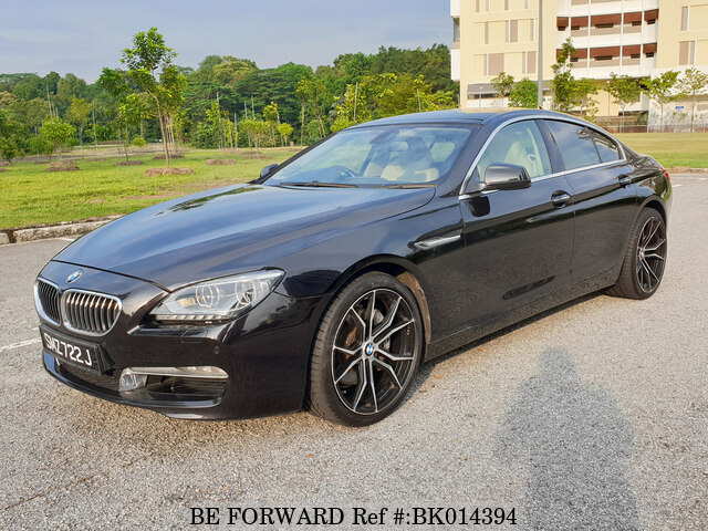 Used 2012 BMW 6 SERIES BK014394 for Sale