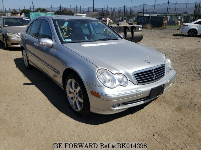 Used 2003 MERCEDES-BENZ C-CLASS BK014398 for Sale
