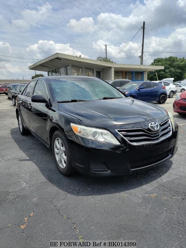 Used 2011 TOYOTA CAMRY BK014399 for Sale