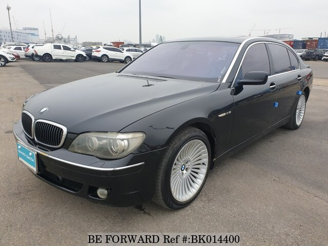 Used 2007 BMW 7 SERIES BK014400 for Sale