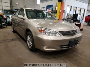Used 2002 TOYOTA CAMRY BK014401 for Sale