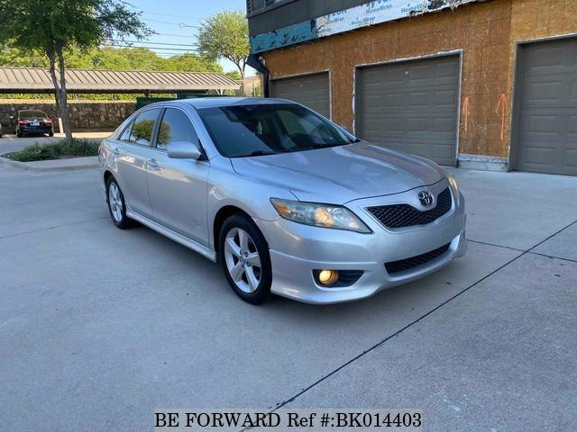 Used 2010 TOYOTA CAMRY BK014403 for Sale