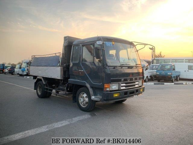 Used 1992 MITSUBISHI FIGHTER BK014406 for Sale