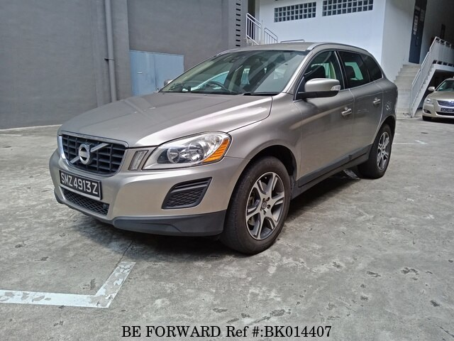 Used 2011 VOLVO XC60 BK014407 for Sale