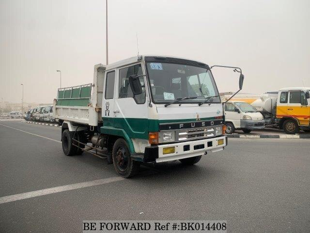 Used 1992 MITSUBISHI FIGHTER BK014408 for Sale