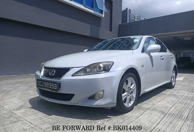 Used 2006 LEXUS IS BK014409 for Sale