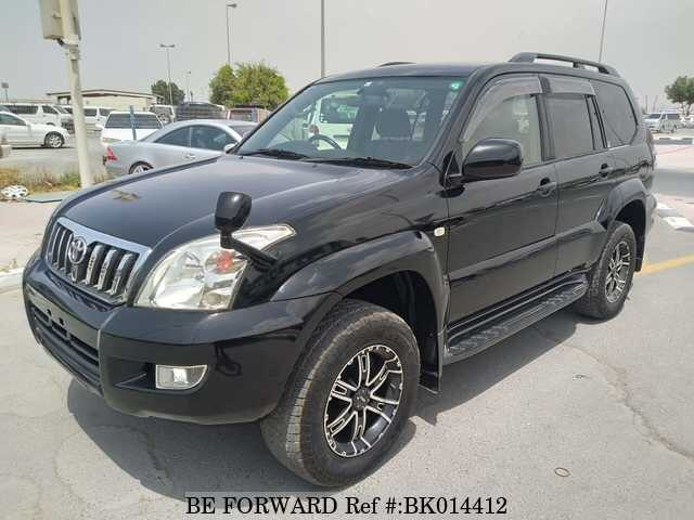 Used 2005 TOYOTA LAND CRUISER PRADO BK014412 for Sale