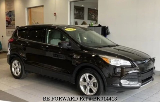 Used 2013 FORD ESCAPE BK014413 for Sale
