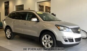 Used 2017 CHEVROLET TRAVERSE BK014416 for Sale